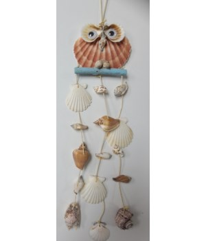 OWL SCALLOP CHIME