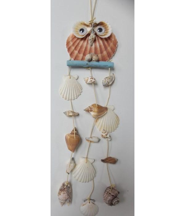 OWL SCALLOP CHIME