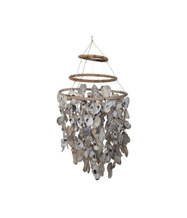 OYSTER CHANDELIER 3-RING