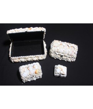 SHELL BOX MICRO WHITE