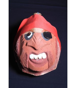 COCO PIRATE HEAD 6""