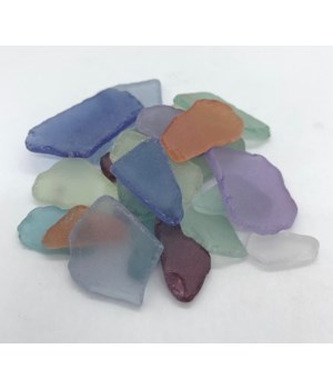 ASSORTED SEA GLASS