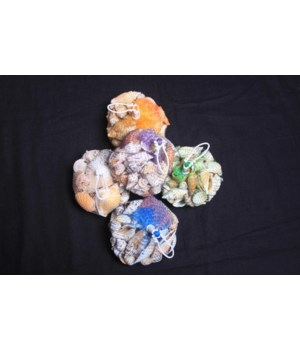 ASSORTED NET BAG 4""