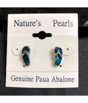 PAUA - FLIP FLOP POST EARRINGS