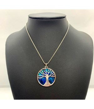BOLO TREE OF LIFE NECKLACE