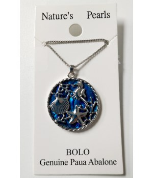 BOLO SEA LIFE NECKLACE