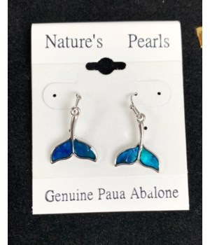 WHALE TAIL (HOOK EARRING)