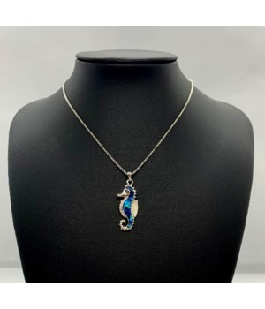 BOLO SEA HORSE NECKLACE