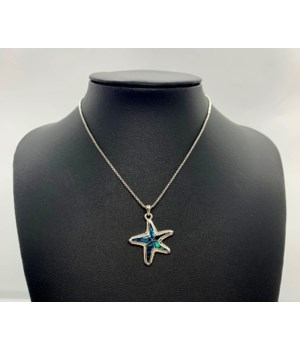 BOLO STARFISH NECKLACE