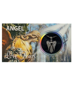 ANGEL LOVE PEARL NECKLACE
