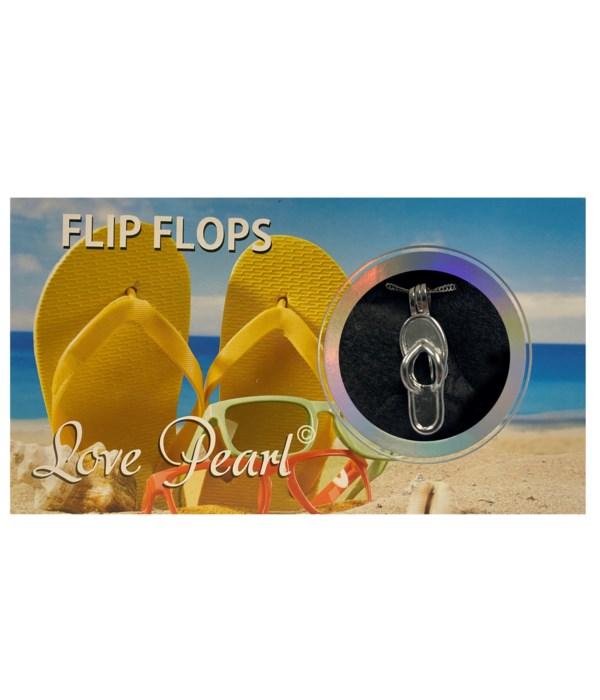 LOVE PEARL FLIP FLOP
