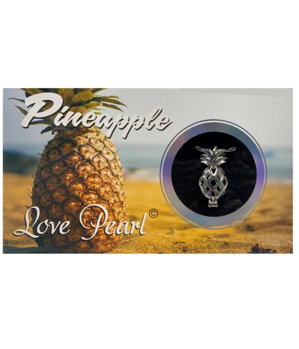 PINEAPPLE LOVE PEARL NECKLACE