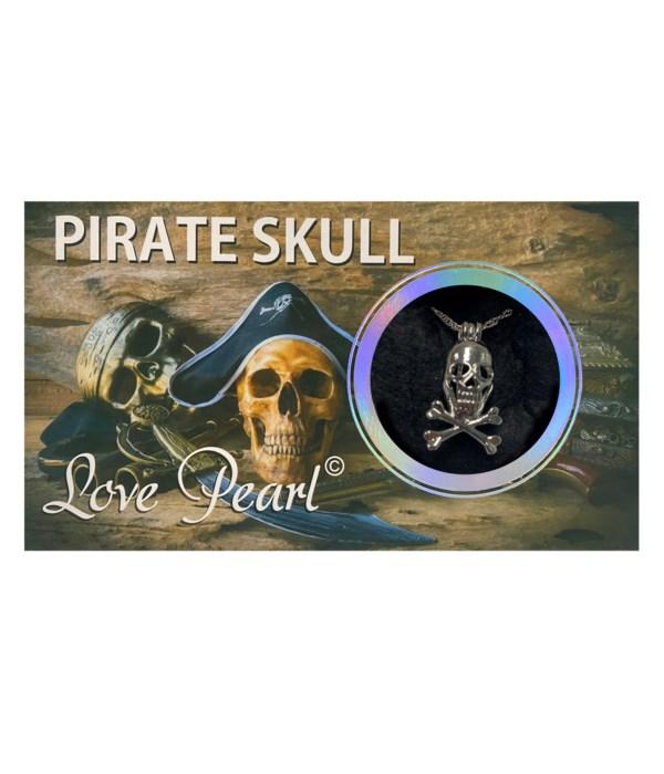 LOVE PEARL PIRATE SKULL