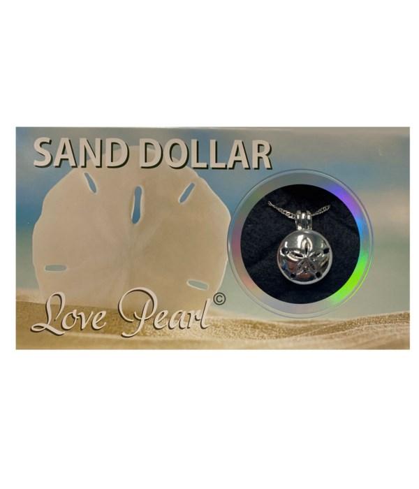 LOVE PEARL SAND DOLLAR