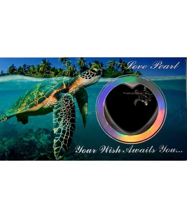 LOVE PEARL SEA TURTLE