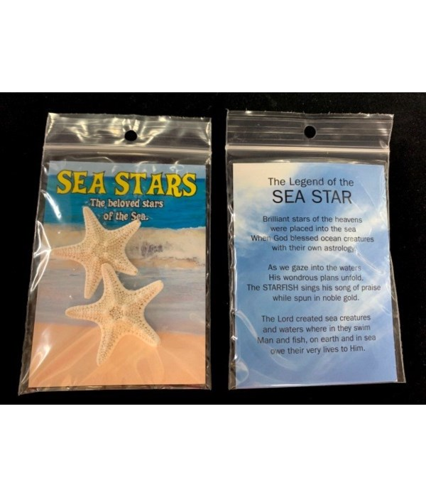 LEGEND OF THE SEA STAR