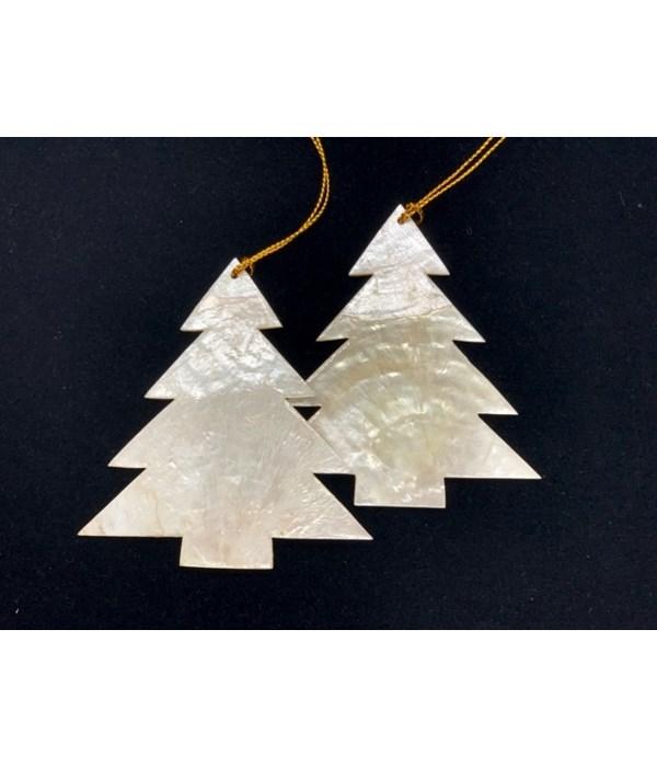CAPIZ CHRISTMAS TREE