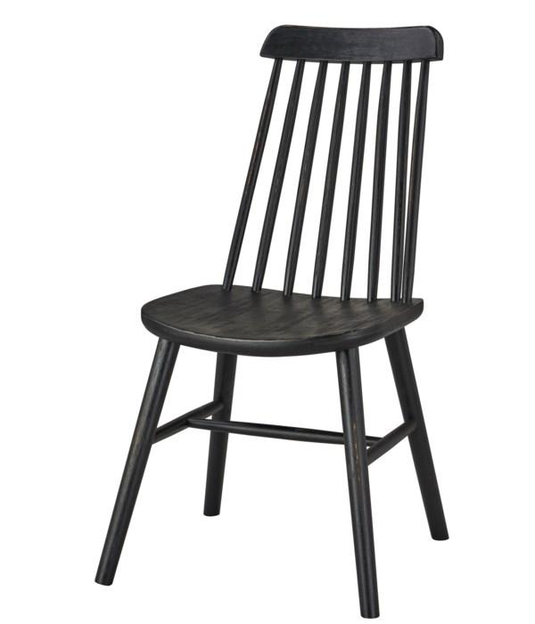 -Lloyd Chair (Black)