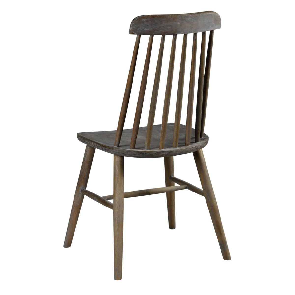 -Lloyd Chair (Brown Wash)