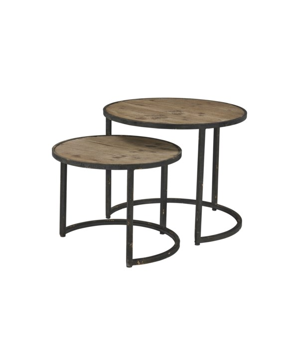 -Alexis Nesting Tables
