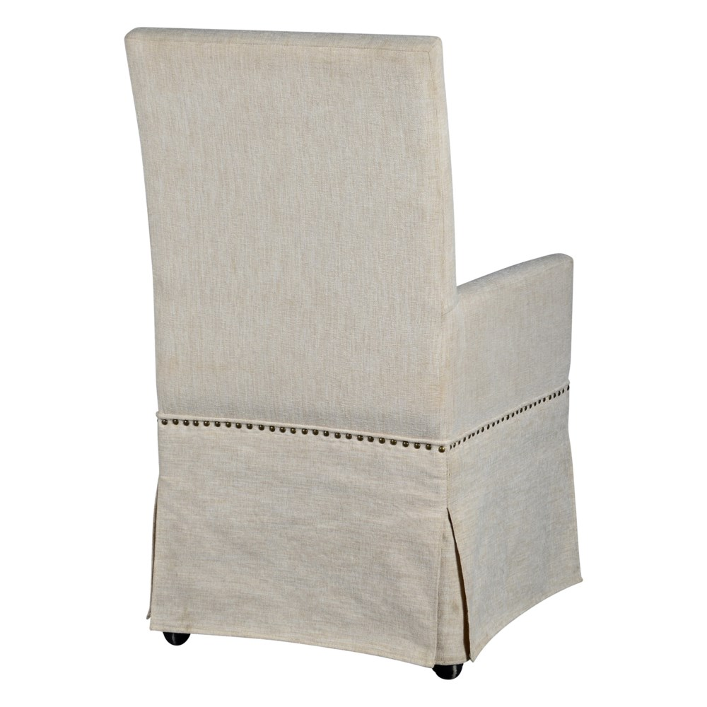 -Margaret Dining Chair (French Linen)
