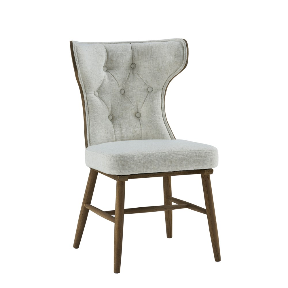 Nashville Side Chair (Cotton Boll)