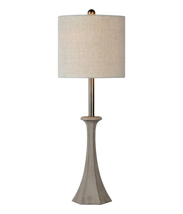 DEACON BUFFET LAMP
