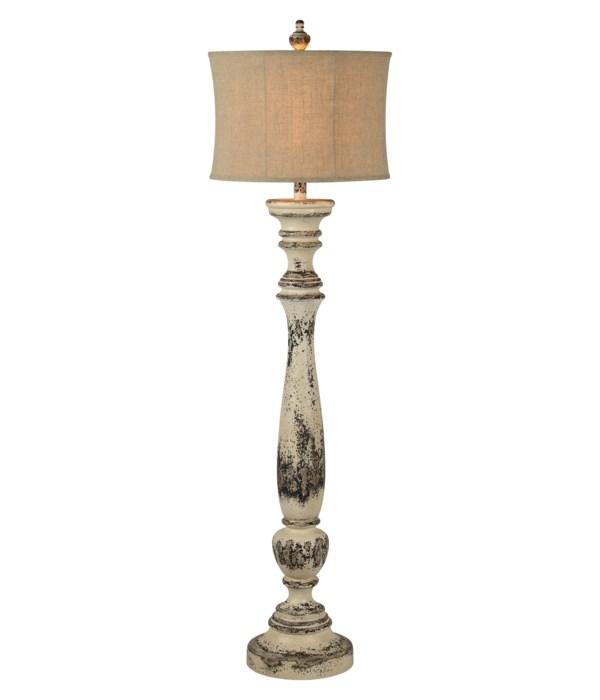 BOULDER FLOOR LAMP