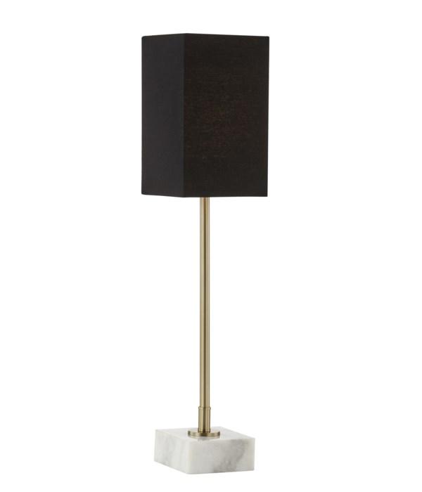 SCOTTIE BUFFET LAMP