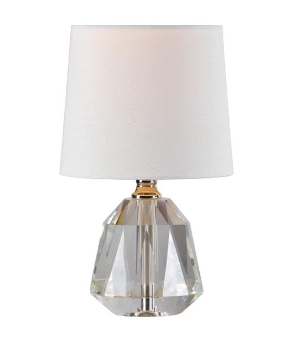 Slade Crystal Lamp