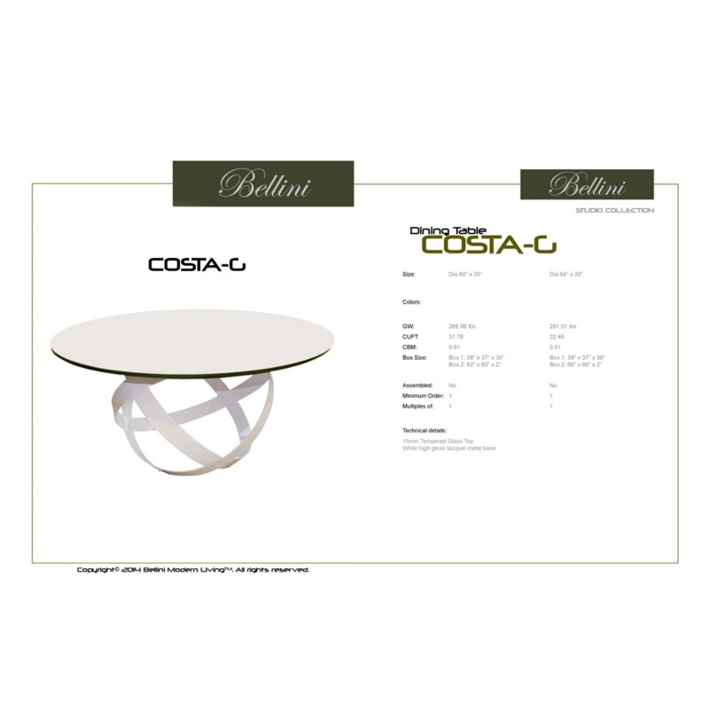 Costa-G 60