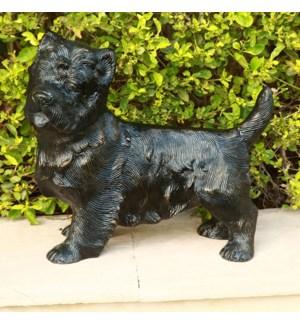 Furry Puppy Companion Sculpture