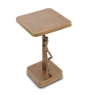 Lounging Man End Table