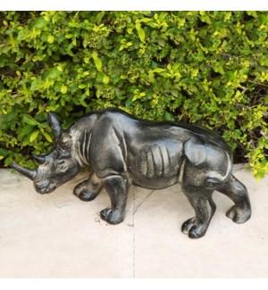 Rhinoceros Garden or Desktop Décor
