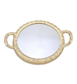 Mirror Tray with Handles