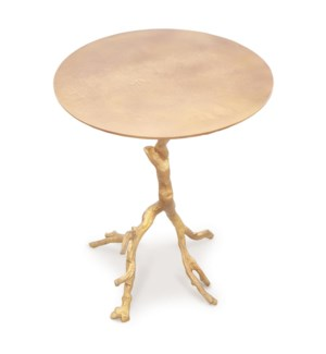 Winding Branches End Table