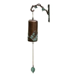 Morning Glory Garden Bell