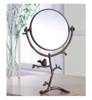 Sparrow Table Mirror