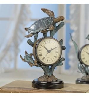 Turtle Clock