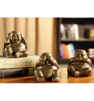Wise Buddha Minimals
