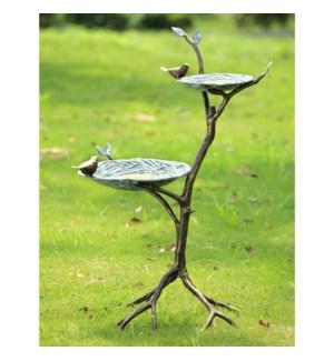 Gossiping Birds Birdfeeder