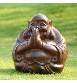 Congenial Buddha Garden Sculpt