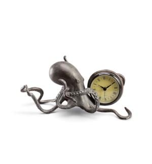 Octopus Desk Clock