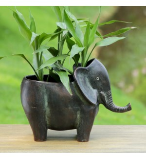 Elephant Planter Holder