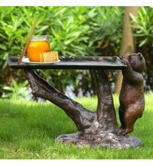 Bear End Table