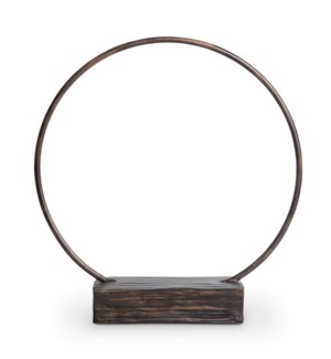 SPI Display Stand with Circular Frame