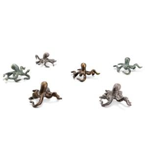 Octopus Minimals Set of 6