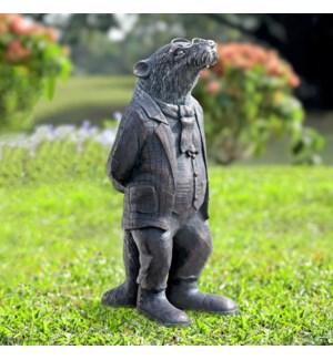 Gentleman Mole Garden Sculptur