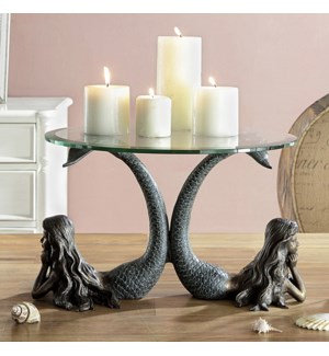 Mermaid Duet Table Server/Cand