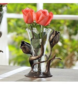 Tulip Budvase Holder